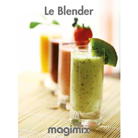 blender magimix recipe book