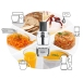 multifunction food processor mini plus magimix ovale