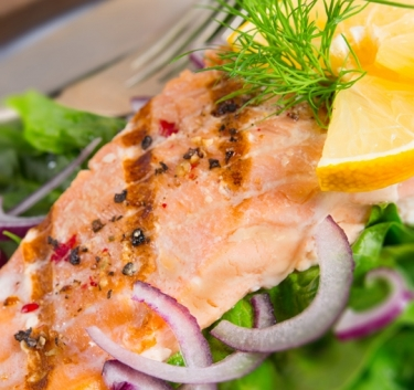 Recipe Trout fillets with sorrel, shallots and cider Mini Plus Magimix