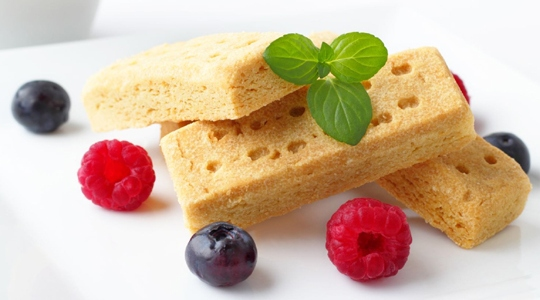 Recipe Magimix Short bread