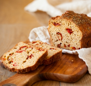 Recipe Mozzarella and sundried tomato loaf Cook Expert Magimix