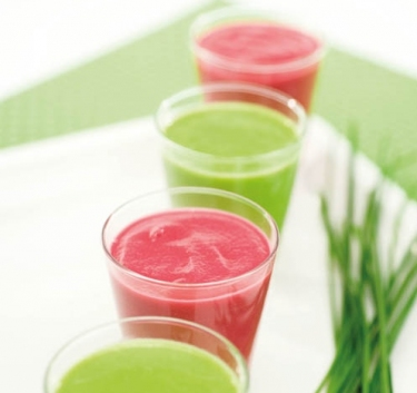 Cream of beetroot soup Magimix.