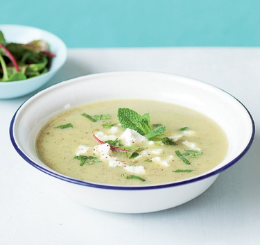 Recipe Courgette soup Cook Expert Magimix