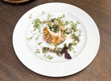 Recipe Chicken Roulade on Couscous Salad Cook Expert Magimix